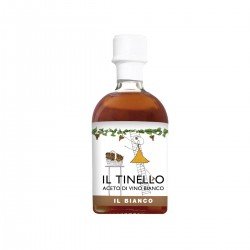 White wine vinegar Il Tinello - Il Borgo del Balsamico - 250ml