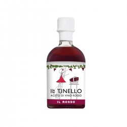 Red wine vinegar Il Tinello - Il Borgo del Balsamico - 250ml