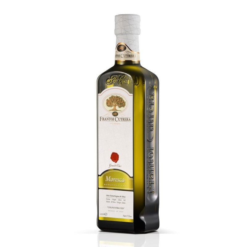 Extra Virgin Olive Oil Gran Cru Moresca - Cutrera - 500ml