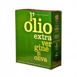 Extra Virgin Olive Oil Bag in Box - Trappeto di Caprafico - 5l