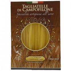 Egg Tagliatelle pasta Campofilone - Oro di Campofilone Carassai - 250gr
