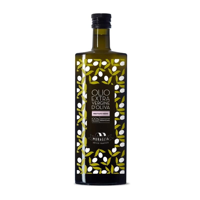 Extra Virgin Olive Oil Essenza Medium Fruity - Muraglia - 500ml