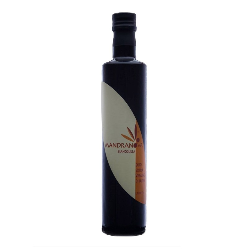 Extra Virgin Olive Oil Biancolilla - Mandranova - 500ml