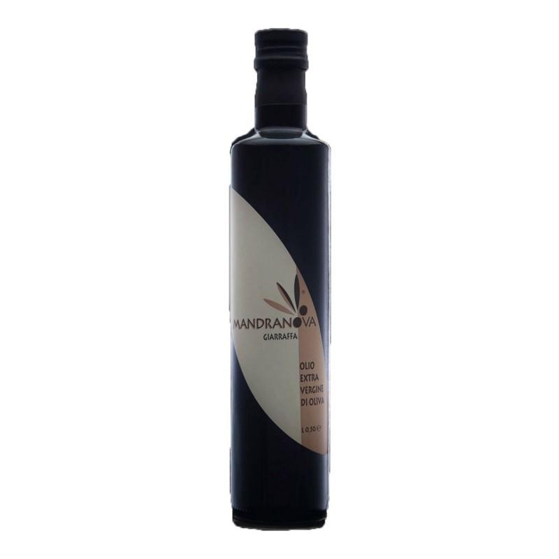 Extra Virgin Olive Oil Giarraffa - Mandranova - 500ml
