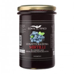 Blueberry Extra Jam - Agraria Riva del Garda - 340gr