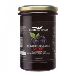 Blackberry Extra Jam - Agraria Riva del Garda - 340gr