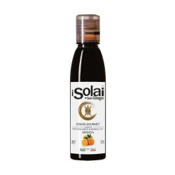 Balsamic Vinegar Orange Cream - I Solai - 180gr