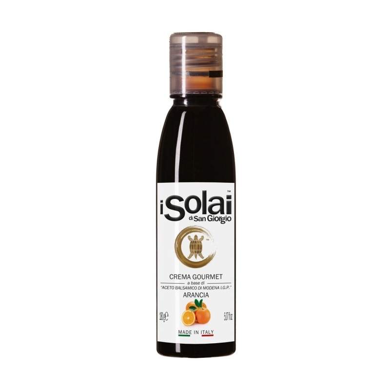 Gourmet Orange Cream - I Solai - 180gr