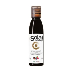 Balsamic Vinegar Berries Cream - I Solai - 180gr