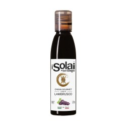 Balsamic Vinegar Lambrusco Cream - I Solai - 180gr