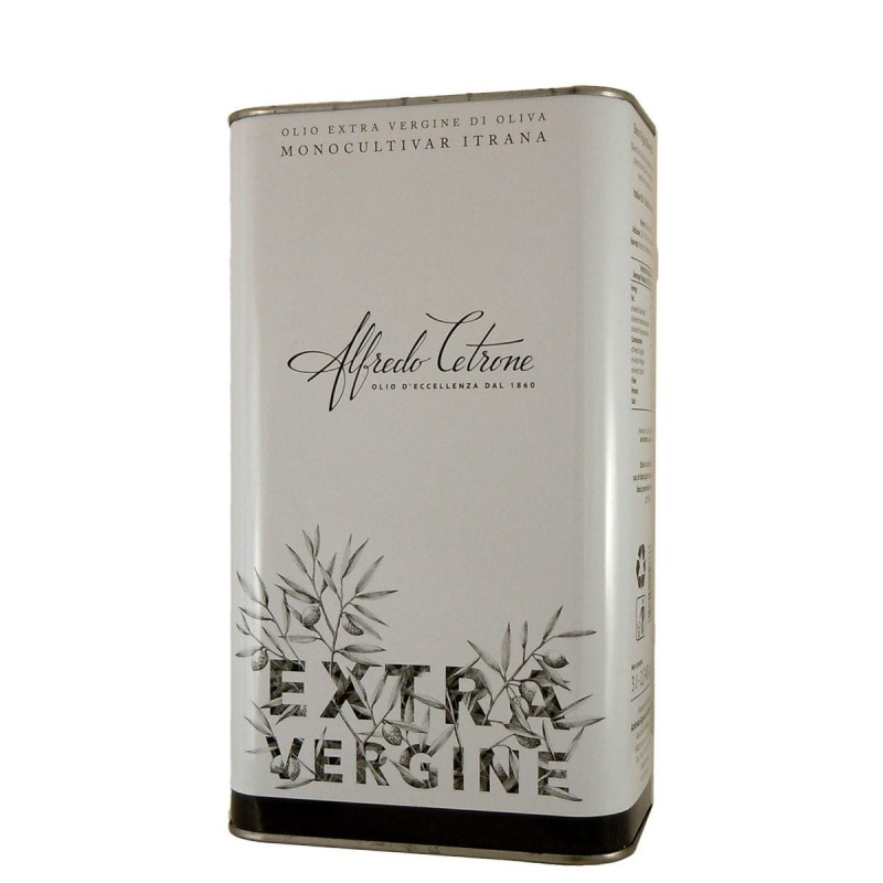 Extra Virgin Olive Oil can - Cetrone - 3l