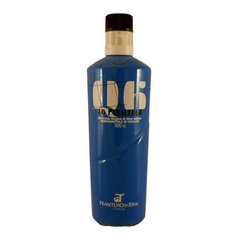 Extra Virgin Olive Oil 46° Parallelo monocultivar Casaliva - Agraria Riva del Garda - 500ml
