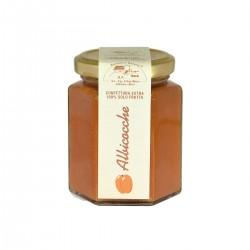 Apricot jam - Apicoltura Cazzola - 200gr