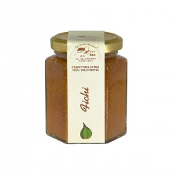 Figs jam - Apicoltura Cazzola - 200gr