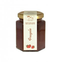Strawberries jam - Apicoltura Cazzola - 200gr