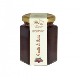Forest fruits jam - Apicoltura Cazzola - 200gr