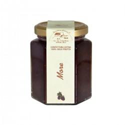 Blackberries jam - Apicoltura Cazzola - 200gr