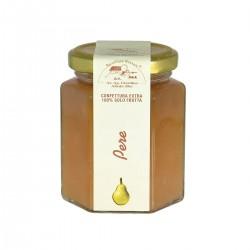Pears jam - Apicoltura Cazzola - 200gr