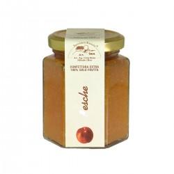 Peaches jam - Apicoltura Cazzola - 200gr