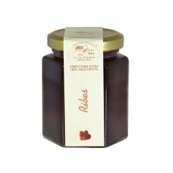 Blackcurrant jam - Apicoltura Cazzola - 200gr