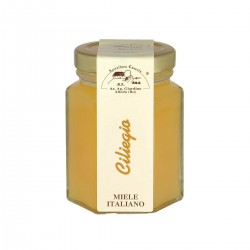 Cherry tree honey - Apicoltura Cazzola - 135gr