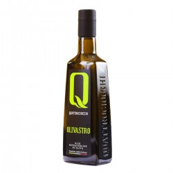 Extra Virgin Olive Oil Olivastro - Quattrociocchi - 500ml