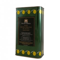 Extra Virgin Olive Oil monovarietale Cerasuola can - Disisa - 3l