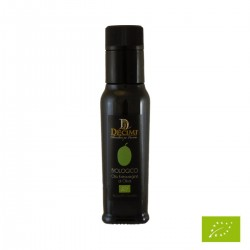 Extra Virgin Oilive Oil Organic - Decimi - 100ml
