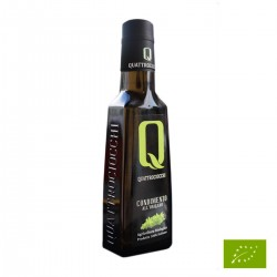 Extra Virgin Olive Oil Oregano Aromatized Organic - Quattrociocchi - 250ml
