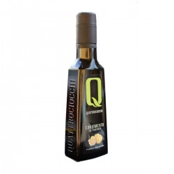 Extra Virgin Olive Oil Truffle Aromatized - Quattrociocchi - 250ml