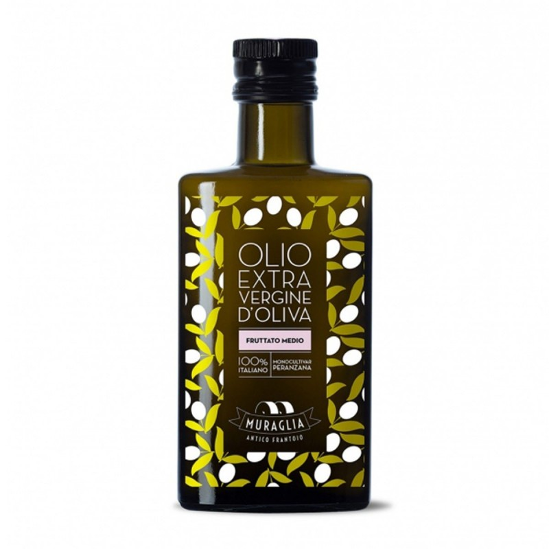 Extra Virgin Olive Oil Essenza Medium Fruity - Muraglia - 250ml