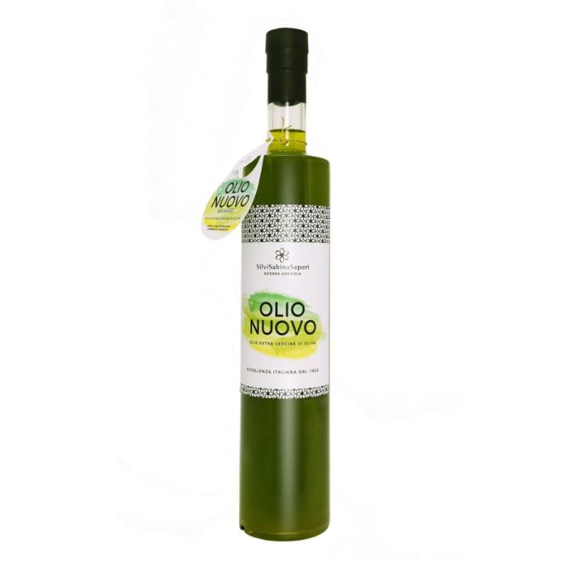 Extra Virgin Olive Oil Olio Nuovo - Silvi Sabina Sapori - 500ml