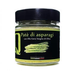 Asparagus Patè - Quattrociocchi - 190gr