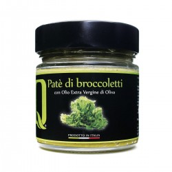 Broccoletti Patè - Quattrociocchi - 190gr
