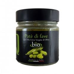 Fava beans Patè - Quattrociocchi - 190gr