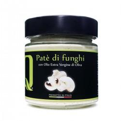 Mushroom Patè - Quattrociocchi - 190gr