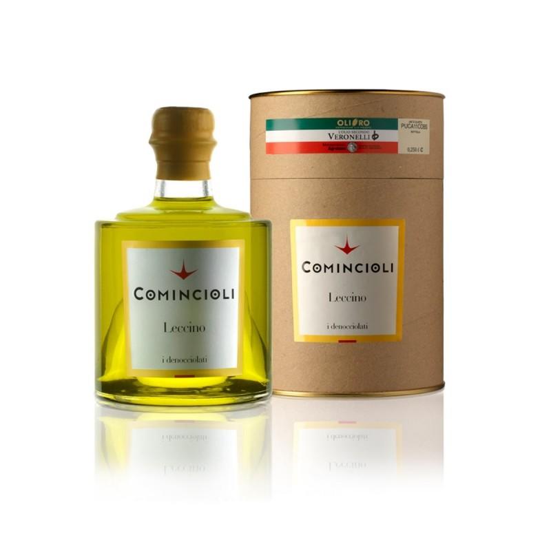 Extra Virgin Olive Oil Leccino - Comincioli - 250ml