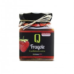 Strawberries Jam - Quattrociocchi - 350gr