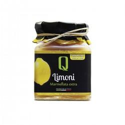 Lemons Jam - Quattrociocchi - 350gr