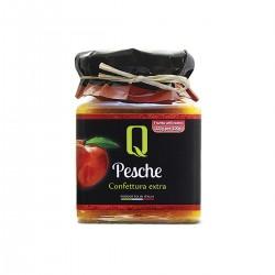 Peaches Jam - Quattrociocchi - 350gr