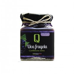 Strawberry Grape Jam - Quattrociocchi - 350gr