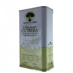 Extra Virgin Olive Oil Selezione can - Cutrera - 3l