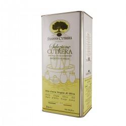 Extra Virgin Olive Oil Selezione can - Cutrera - 5l