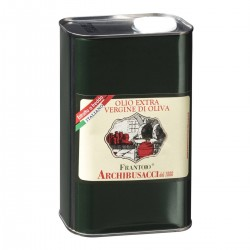 Extra Virgin Olive Oil can - Arturo Archibusacci - 1l
