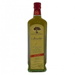 Extra Virgin Olive Oil Frescolio - Cutrera - 750ml