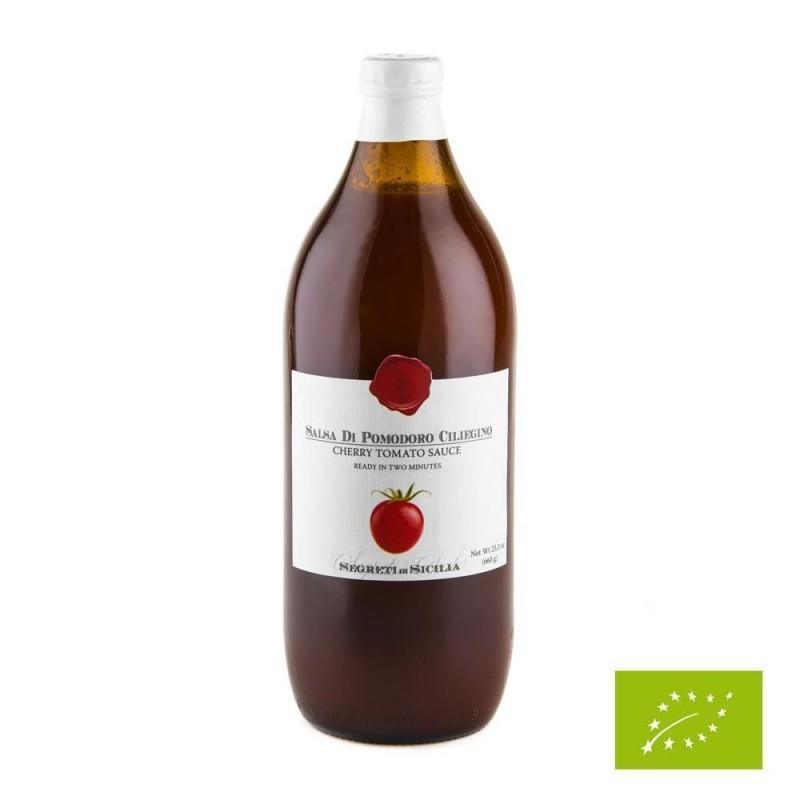Ready Cherry Tomato Sauce - Cutrera - 660gr