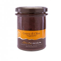 Cream Taggiasche olives - Sommariva - 180gr
