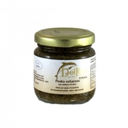 Pesto Cetarese with anchovy sauce (Colatura Alici) - Delfino - 90gr