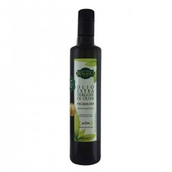 Extra Virgin Olive Oil Picholine - Frantoio Romano - 500ml