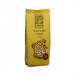 Italian smooth chickpeas - Michelotti & Zei - 500gr